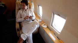 Máy bay chở Thủ tướng Pakistan phải lòng vòng trên không vì lỗi kỹ thuật