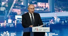 Tổng thống Nga Putin đề xuất bán tên lửa siêu thanh cho Mỹ