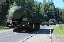 Nga sản xuất xe bọc thép mới hộ tống tên lửa hạt nhân