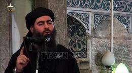 Đài truyền hình Iraq chiếu đoạn ghi hình cuộc tấn công thủ lĩnh IS al-Baghdadi