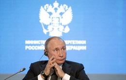Tổng thống Vladimir Putin tiết lộ mối quan hệ với người đồng cấp Mỹ