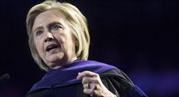 Tổng thống Trump thách thức bà Hillary Clinton tham gia cuộc đua bầu cử 2020
