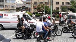 Nhà giàu ở Iran gọi xe cứu thương để tránh tắc đường