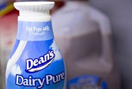 Công ty sữa lớn nhất Mỹ nộp đơn phá sản
