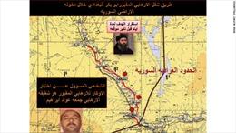 Chiến thuật của tình báo Iraq giúp lật tẩy dấu vết thủ lĩnh IS al-Baghdadi