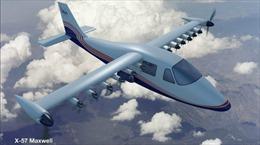 NASA công bố mẫu máy bay điện đầu tiên