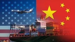 Kim ngạch thương mại Mỹ-Trung giảm 67 tỷ USD năm 2019