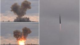 Điều gì xảy ra khi Nga đưa tên lửa siêu vượt âm Avangard vào trực chiến
