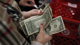 Người dân Mỹ ngập trong các khoản nợ mua sắm