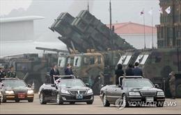 Hàn Quốc di chuyển khẩu đội Patriot đến trung tâm Seoul