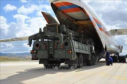 Nga chuyển giao trên 120 tên lửa S-400 cho Thổ Nhĩ Kỳ