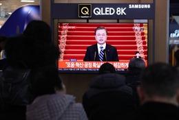 Đài Triều Tiên đả kích chính sách ngoại giao của Tổng thống Hàn Quốc