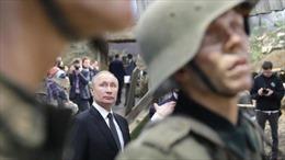 Tổng thống Putin khẳng định tầm quan trọng của 'kế hoạch chuyển giao'