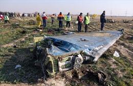 Xuất hiện video mới về vụ máy bay Ukraine trúng tên lửa Iran