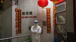 Hong Kong điều tra khả năng virus nCoV lây lan qua đường ống nước thải
