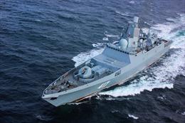 Video Nga thử nghiệm tàu khu trục tàng hình thế hệ mới