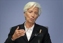 Chủ tịch ECB cảnh báo nguy cơ tái diễn khủng hoảng tài chính 2008 vì COVID-19