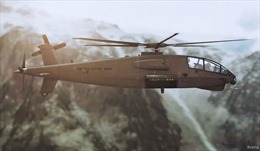 Boeing hé lộ mẫu thiết kế trực thăng tấn công ba cánh quạt