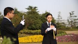 Trung Quốc tung dịch vụ tảo mộ trực tuyến thời dịch COVID-19