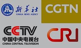Mỹ, Trung Quốc 'ăn miếng trả miếng' trong cuộc chiến truyền thông