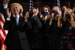 Ông Joe Biden muốn khẩn trương xây dựng bộ máy chính quyền