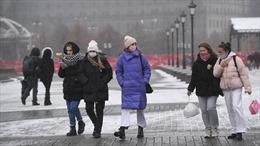 Thị trưởng Moskva: 50% dân thành phố miễn dịch với COVID-19