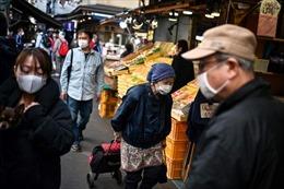 Làn sóng COVID-19 mới ở Nhật Bản nguy kịch hơn, nhắm vào người già