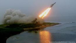 Báo Đức gọi tên lửa Nga, Trung Quốc mối đe dọa đối với an ninh châu Âu