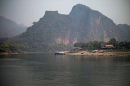 Khởi động dự án theo dõi mực nước các đập dọc sông Mekong