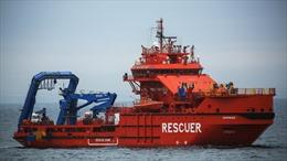 TASS: Toàn bộ thủy thủ trên tàu cá Nga chìm ngoài khơi Barents có lẽ đã thiệt mạng
