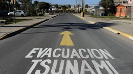 Dính lỗi kỹ thuật, Chile phát nhầm cảnh báo sóng thần