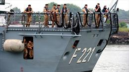 Đức sẽ điều tàu khu trục đến Nhật Bản