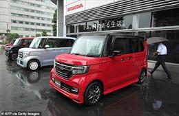 Honda ra mắt 'khẩu trang' diệt virus cho ô tô