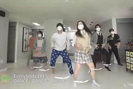 Lý do Bộ Y tế Hàn Quốc xóa video điệu nhảy đẩy lùi COVID-19