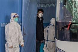 Mỹ, Trung Quốc tranh cãi tại WHO về sứ mệnh khoa học ở thành phố Vũ Hán