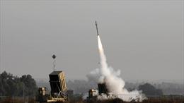 Israel để Mỹ triển khai lá chắn Vòm Sắt tại các căn cứ