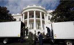 5 giờ chạy đua dọn Nhà Trắng đón tân Tổng thống Mỹ