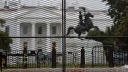 Thủ đô Mỹ khác lạ giữa rào chắn và nỗi vắng lặng