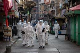 Hong Kong gỡ bỏ lệnh phong tỏađầu tiêndo COVID-19