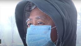 Nhiệt độ thấp kỷ lục 50 năm tại vùng lạnh nhất Trung Quốc