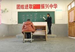 Ngôi trường chỉ có duy nhất 1 học sinh ở nông thôn Trung Quốc