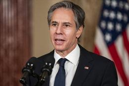 Ngoại trưởng Mỹ họp 'Bộ Tứ' trực tuyến với Australia, Nhật Bản, Ấn Độ