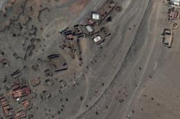 Trung Quốc tháo dỡ toàn bộ trại lính ở điểm nóng biên giới với Ấn Độ