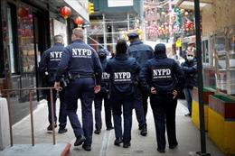 Thành phố New York điều đội cảnh sát ngầm gốc Á dẹp nạn bài ngoại