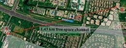 Tia laser của Trung Quốc có thể 'nhìn xuyên tường' hơn 1,4km