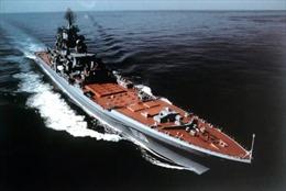 Sức mạnh tuần dương hạt nhân của Liên Xô khiến Mỹ lạnh gáy