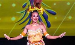 Hoa hậu Papua New Guinea bị tước vương miện vì điệu nhảy trên TikTok