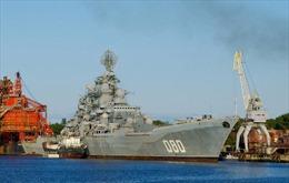 Tàu tuần dương Đô đốc Nakhimov Nga sẽ là tàu chiến mạnh nhất thế giới