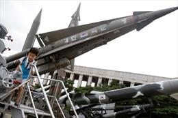 Cuộc chạy đua vũ trang đang nóng lên giữa hai miền Triều Tiên