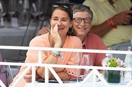 Vợ chồng tỷ phú Bill Gates chia tay làm 'rung chấn' mạng xã hội Trung Quốc